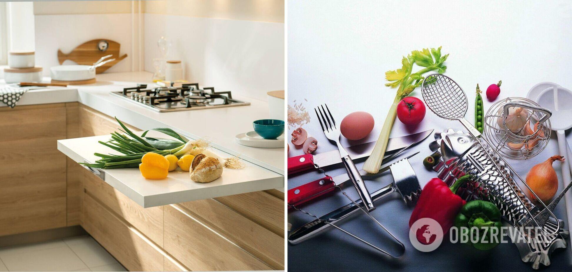 4 лайфхака, які полегшують процес приготування улюблених страв