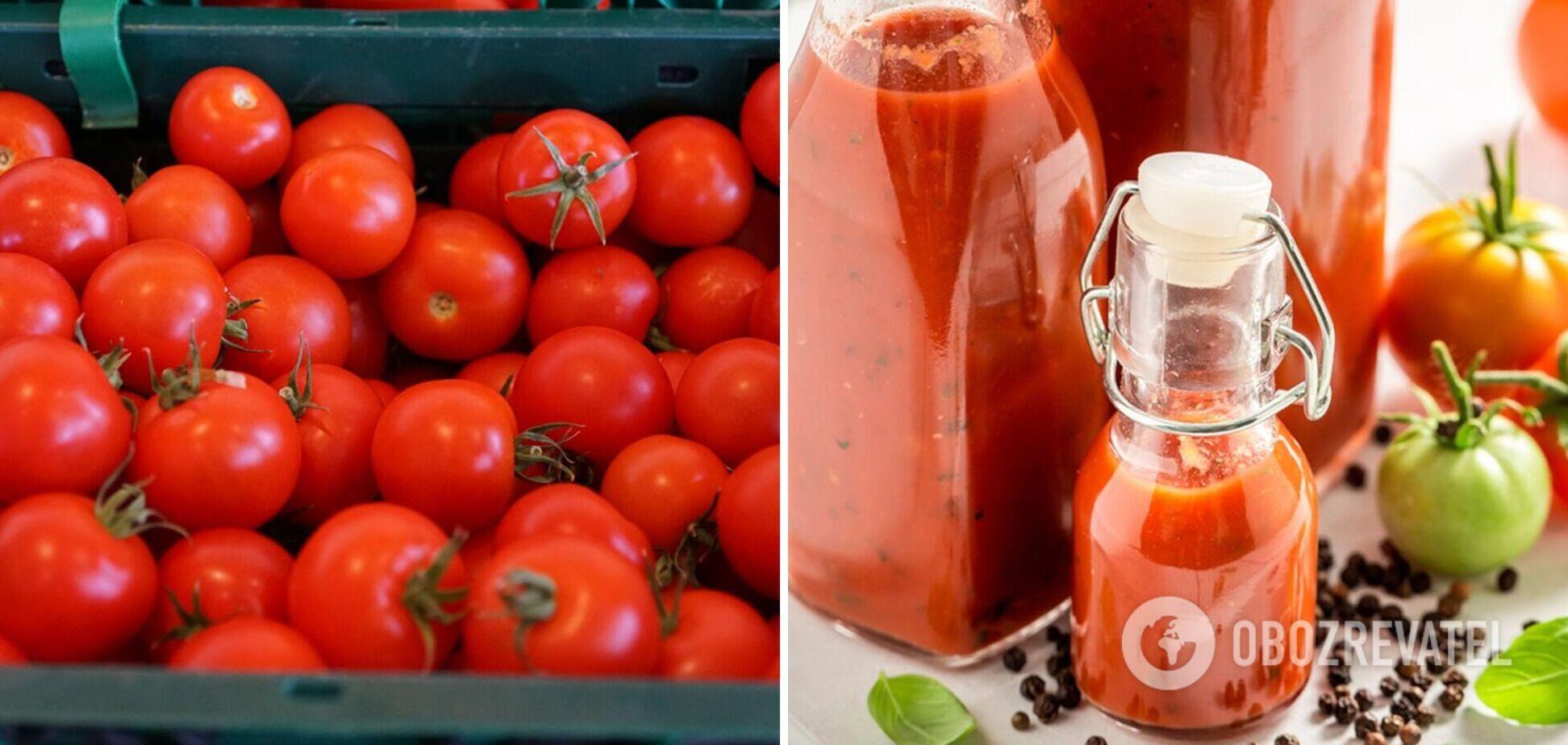 Кетчуп, как из магазина: рецепт и секреты приготовления