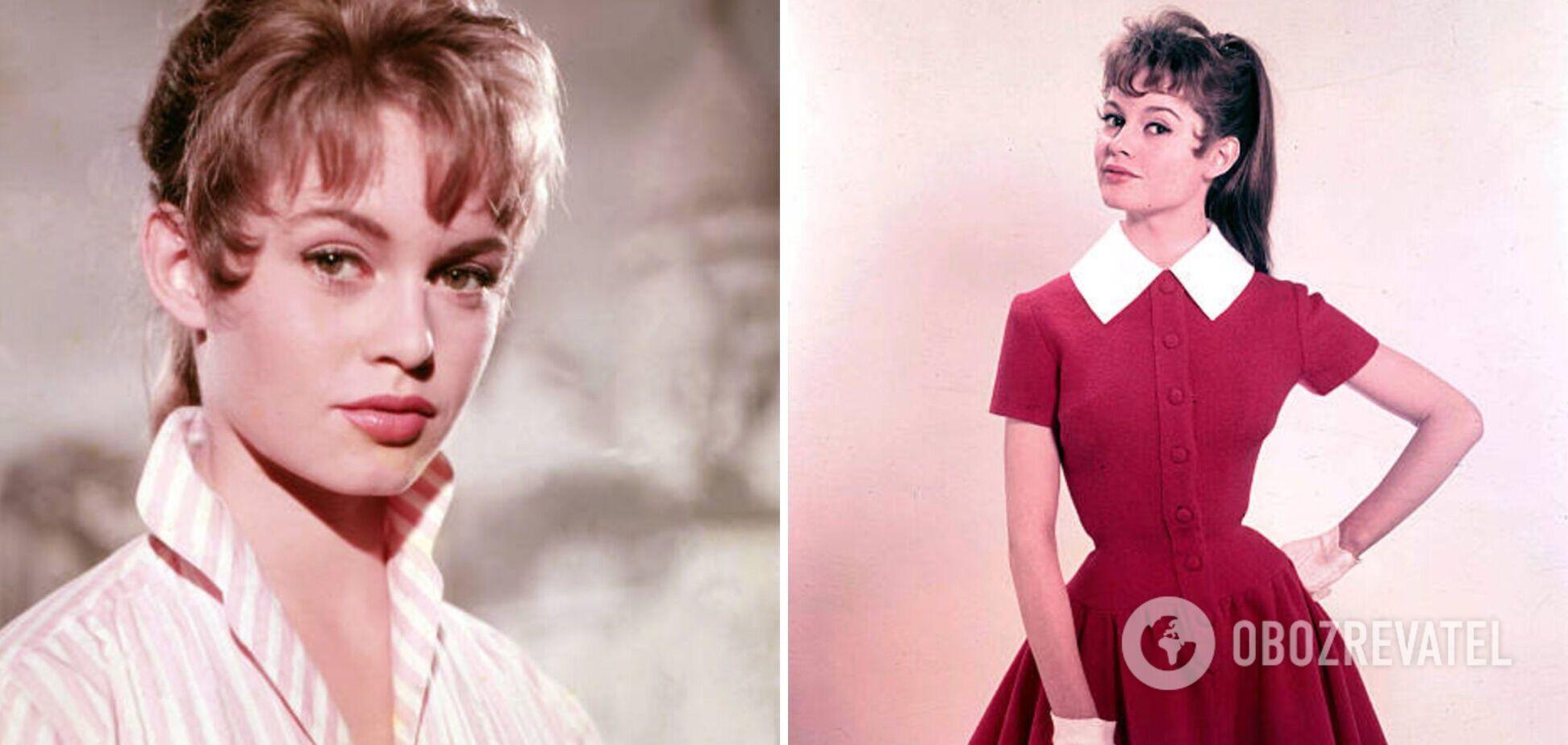 Брижит Бардо – 86: как менялась внешность главной красавицы ХХ века. Фото