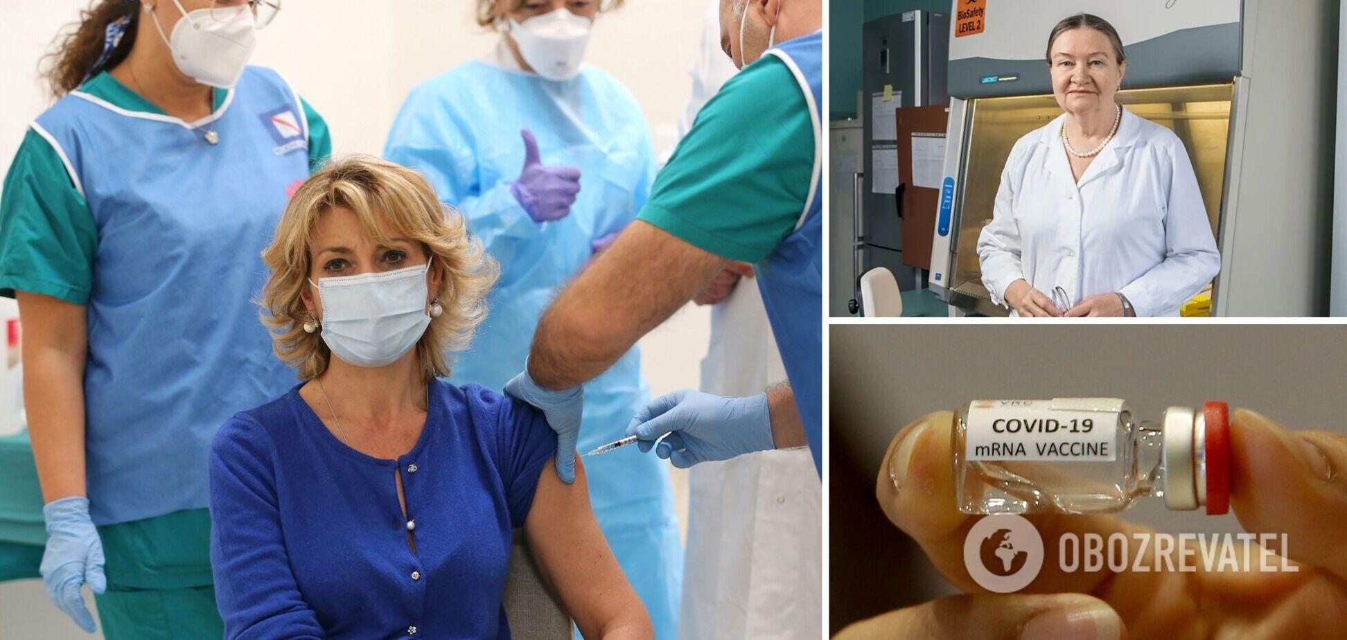 Краще вакцинуватися чи вистачить маски? Лікарка пояснила важливі нюанси
