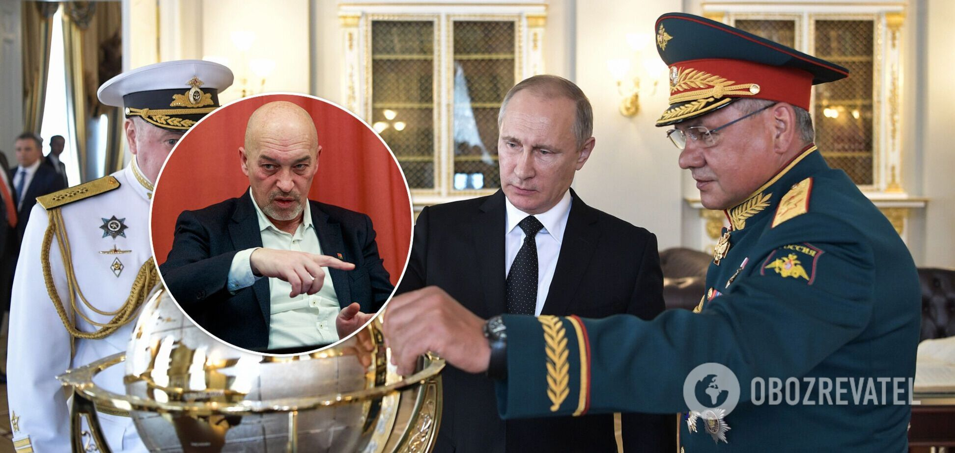 Зачем Кремль вбрасывает на Донбасс 900 млрд: объяснение Туки