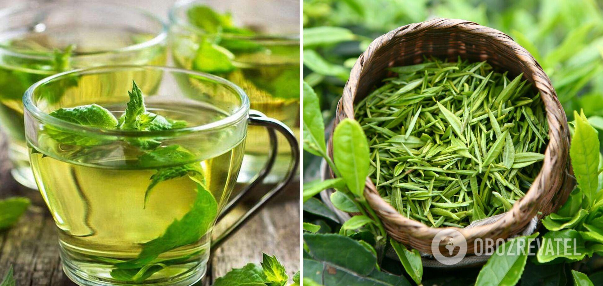 Зеленый чай – кому пить категорически запрещено