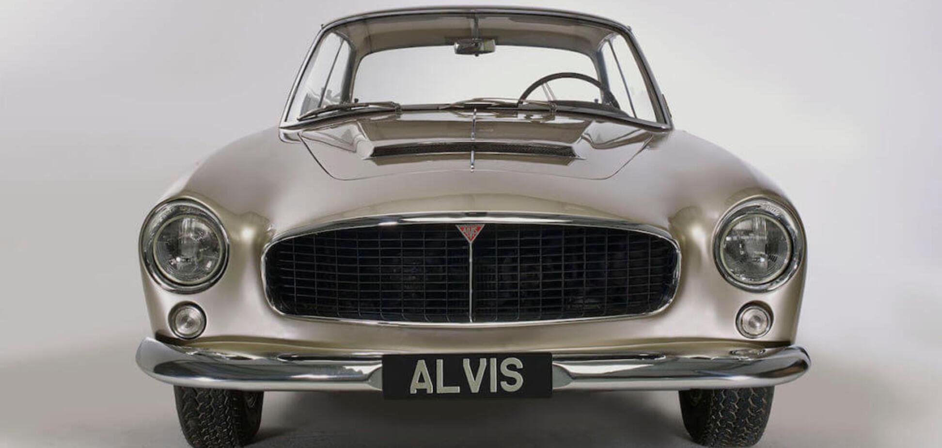 Британский Alvis возобновил производство модели 1967 года