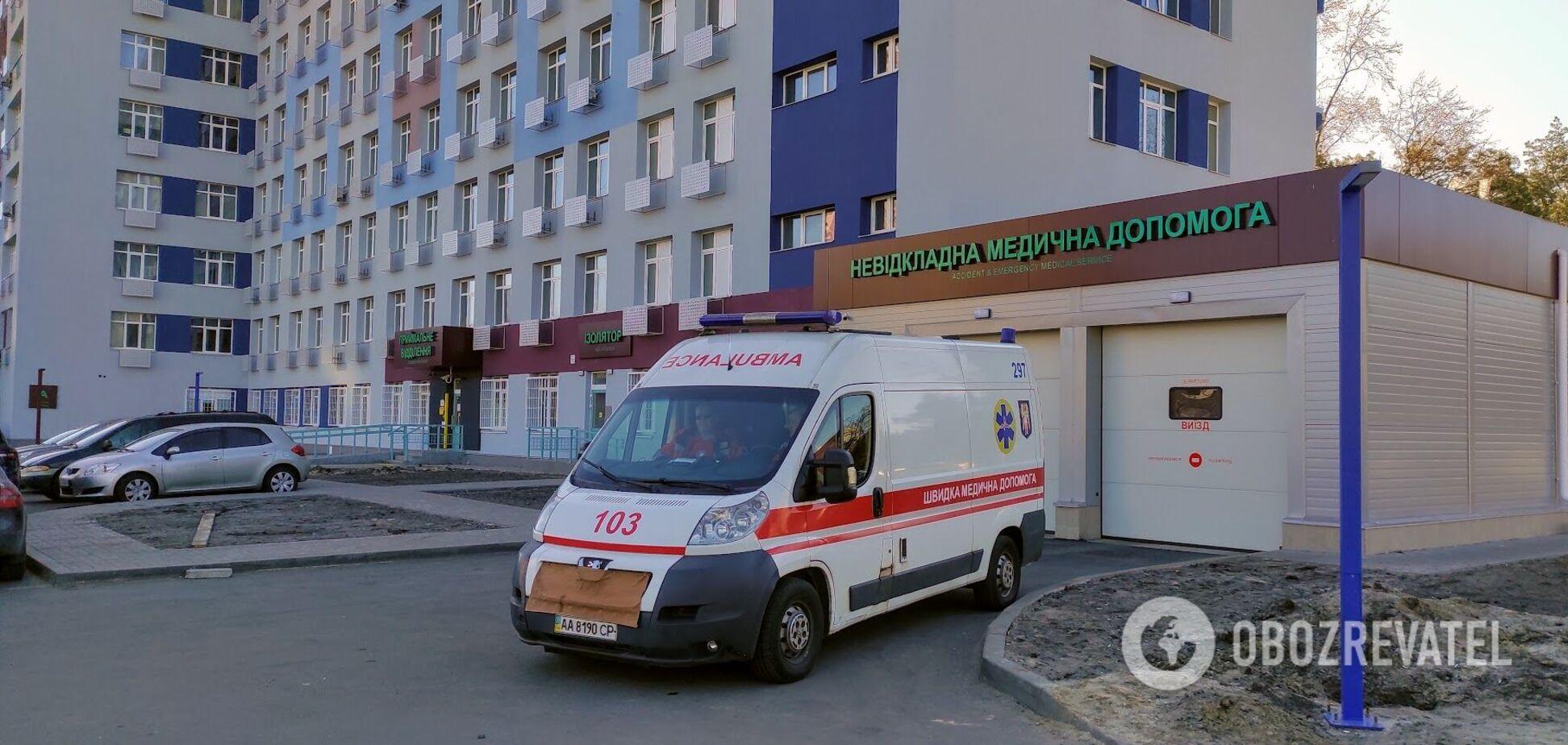 У столиці зареєстрували понад сто нових хворих