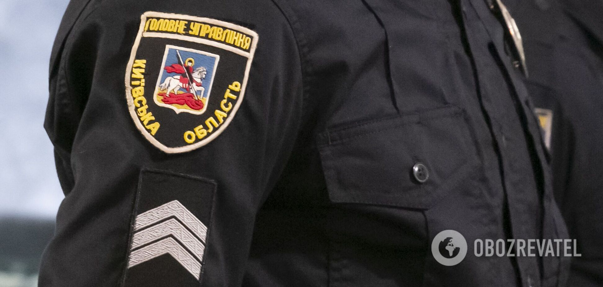 Злоумышленника задержали правоохранители
