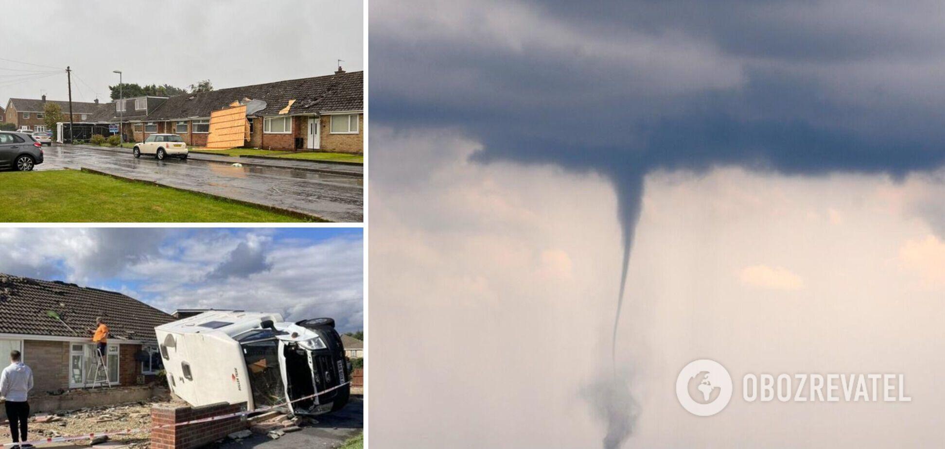 Торнадо в Великобритании
