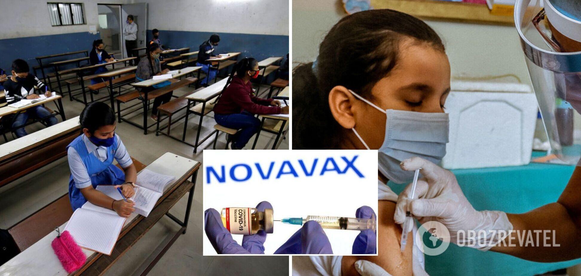 В Индии разрешили тестирование вакцины Novavax против COVID-19 на детях 7-11 лет – Reuters
