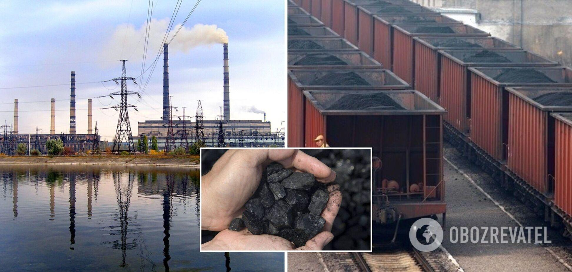 Запасів вугілля на Калуській ТЕЦ вистачить до кінця тижня – Міненерго