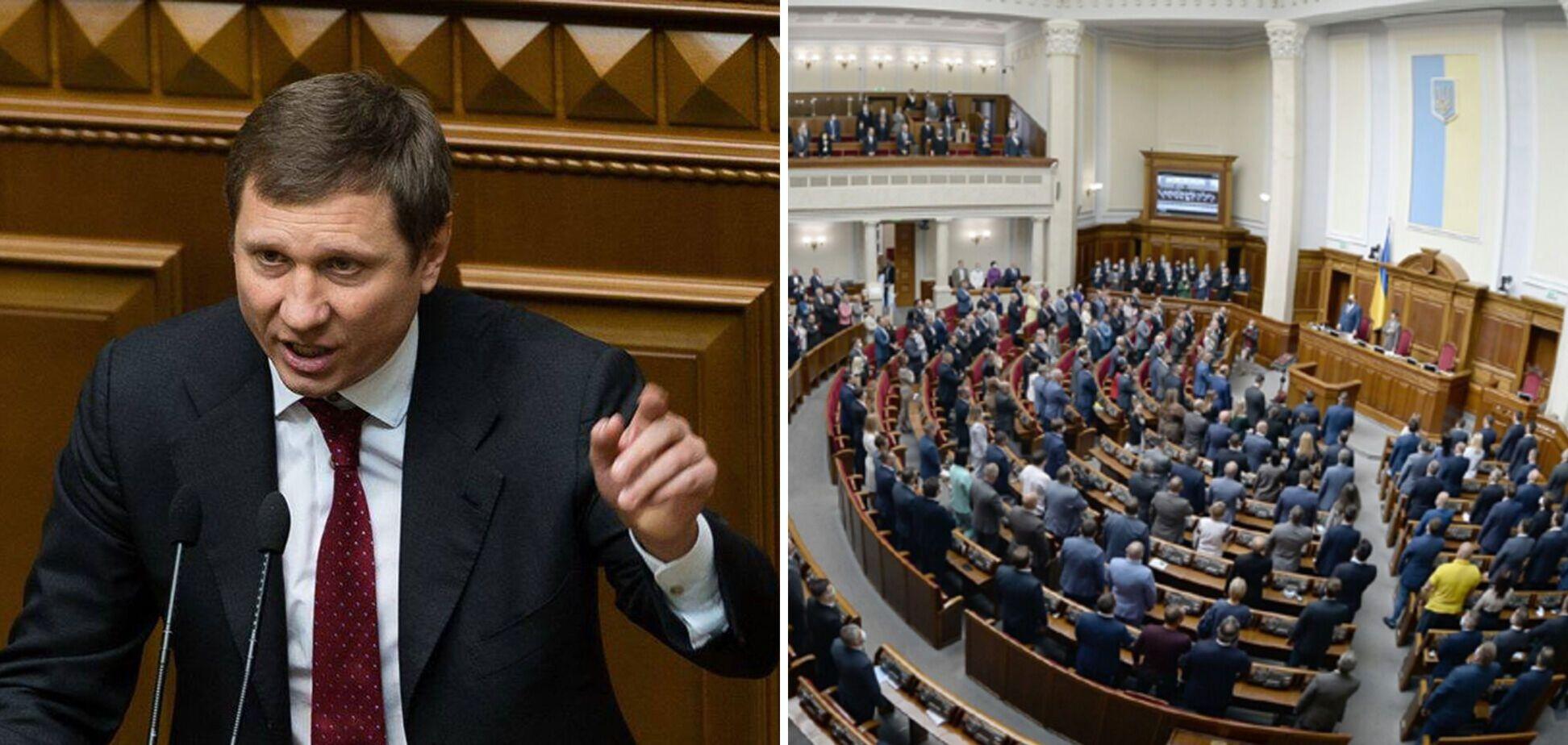 Законопроект об олигархах приведет к перераспределению денежных потоков – нардеп