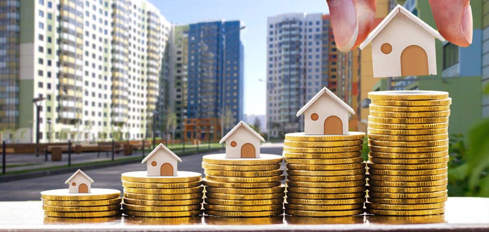 За два місяці ціни на житло виросли ще на 2,5% - дослідження