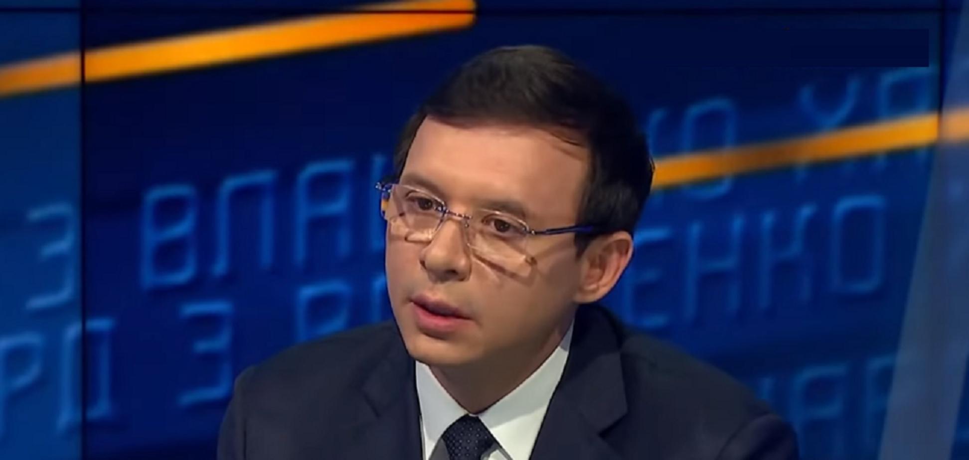 Закон про олігархів покликаний зачистити інформполе і позбавити опозицію фінансування, – Мураєв