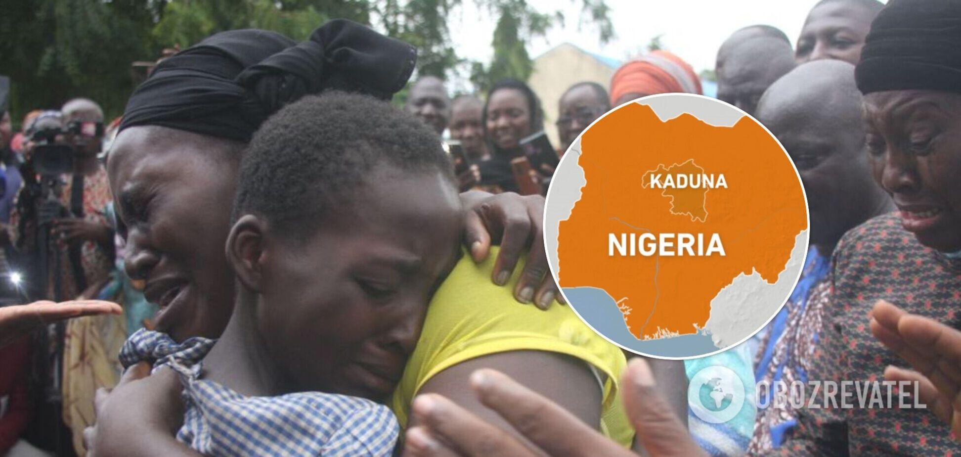 В Нигерии напали на деревню