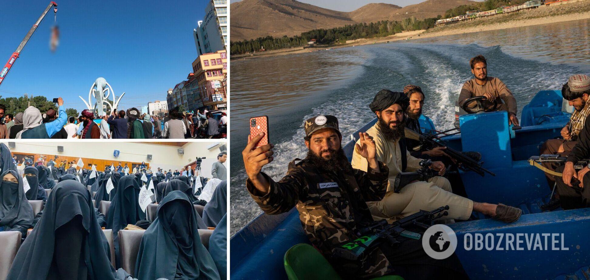 Талибы возвращают жестокие правила в Афганистане