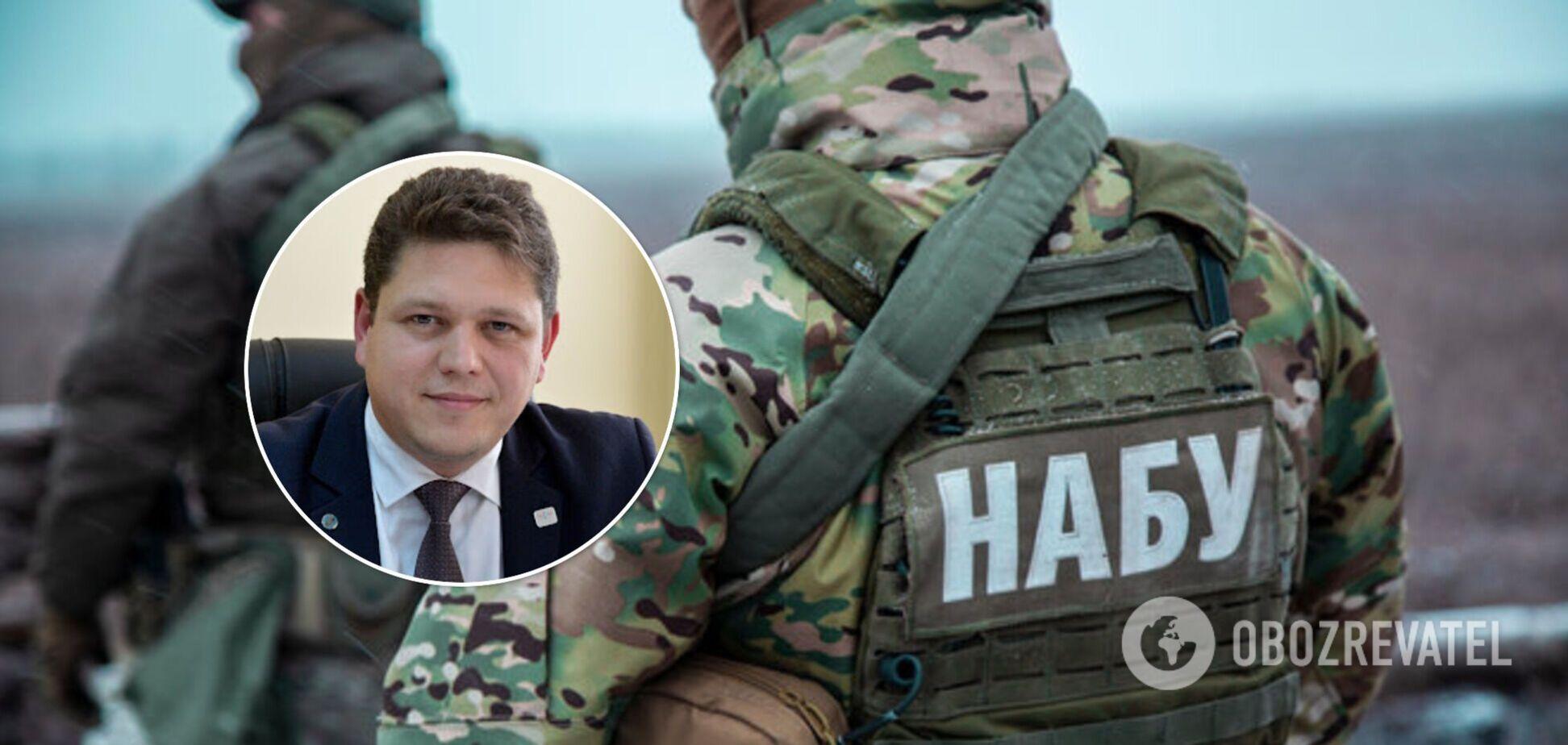НАБУ провело обыски у главы Государственной миграционной службы: источники раскрыли детали