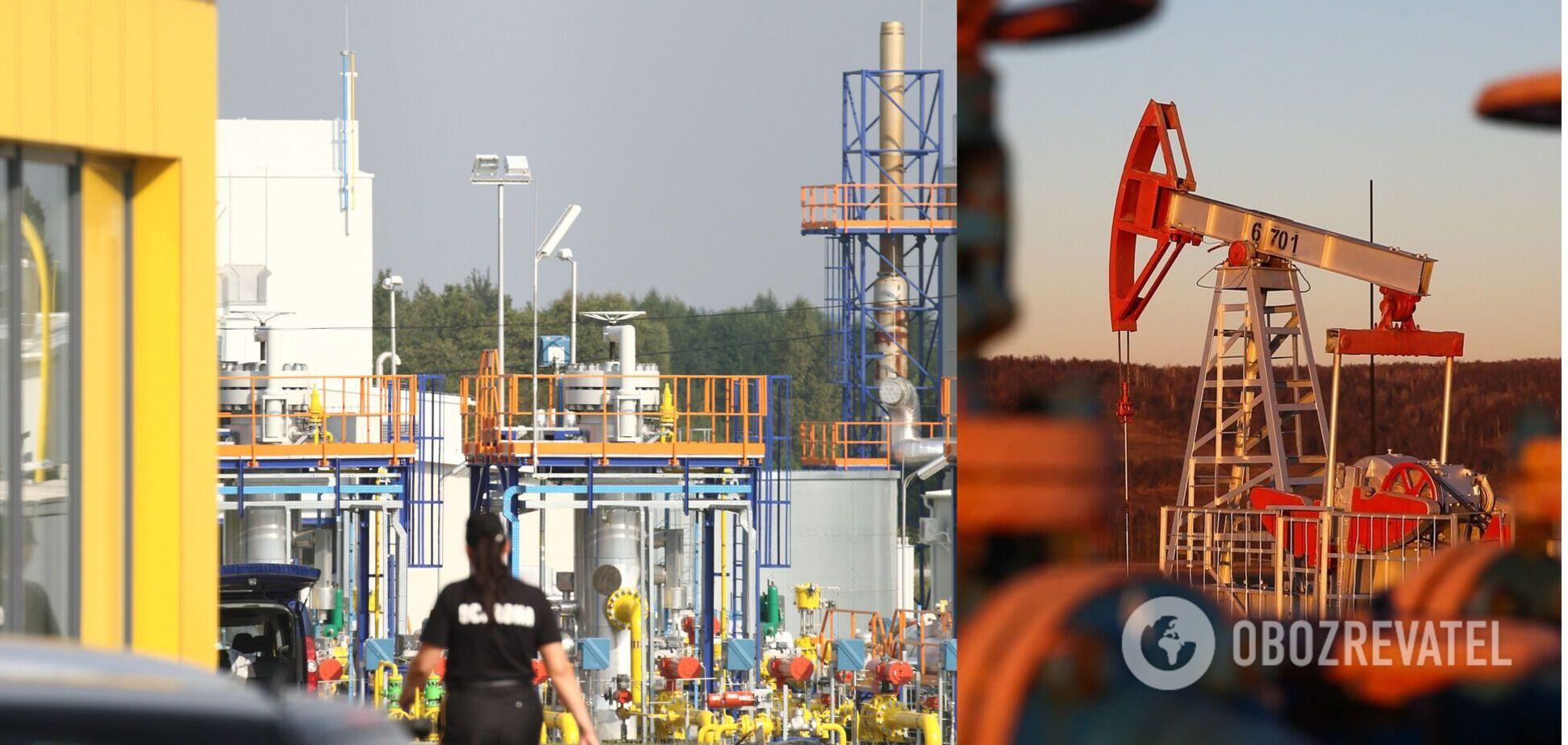 Газ і нафта одночасно вийшли на цінові рекорди