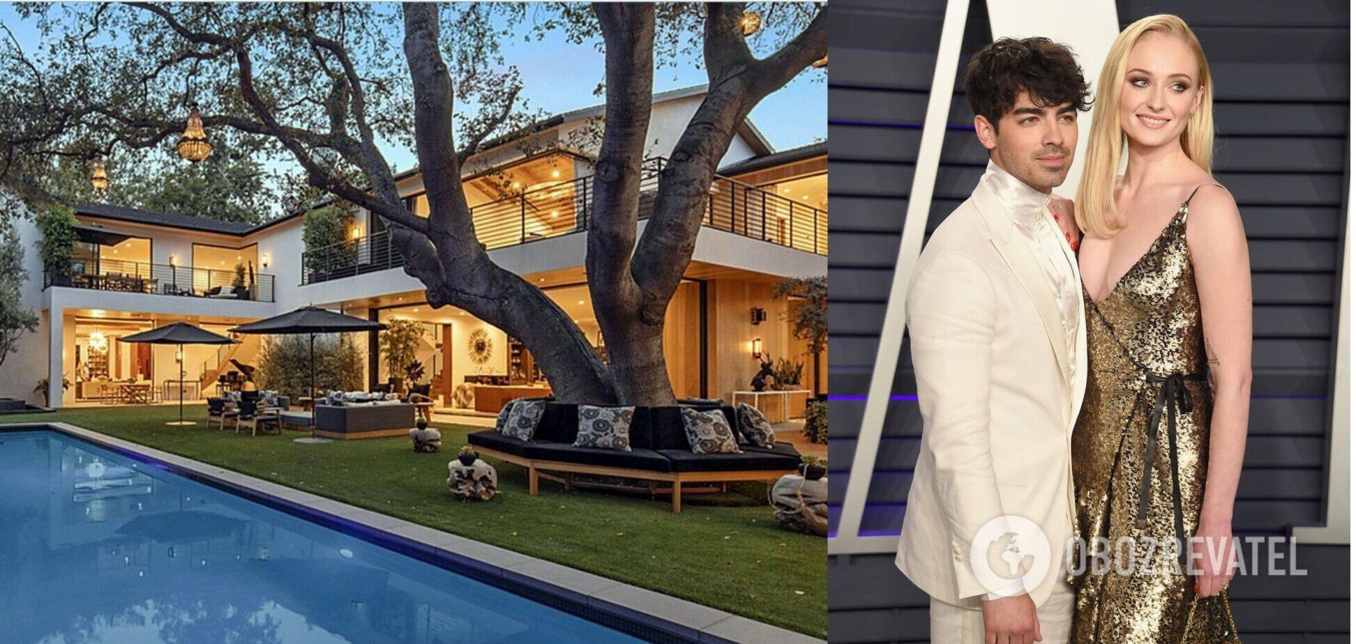 Звезда 'Игры престолов' продала дом за 15 млн долларов: как он выглядит изнутри. Фото