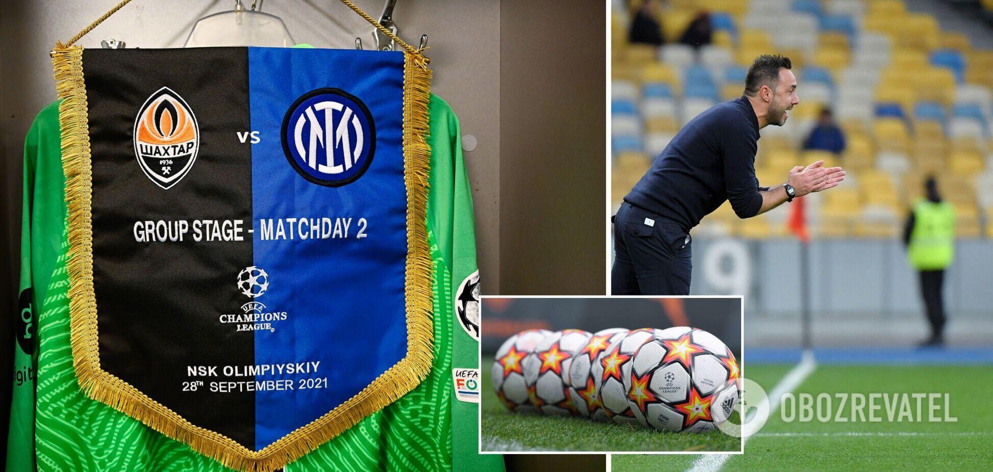 Серьезная потеря украинцев! 'Шахтер' – 'Интер' – 0-0: онлайн-трансляция матча Лиги чемпионов