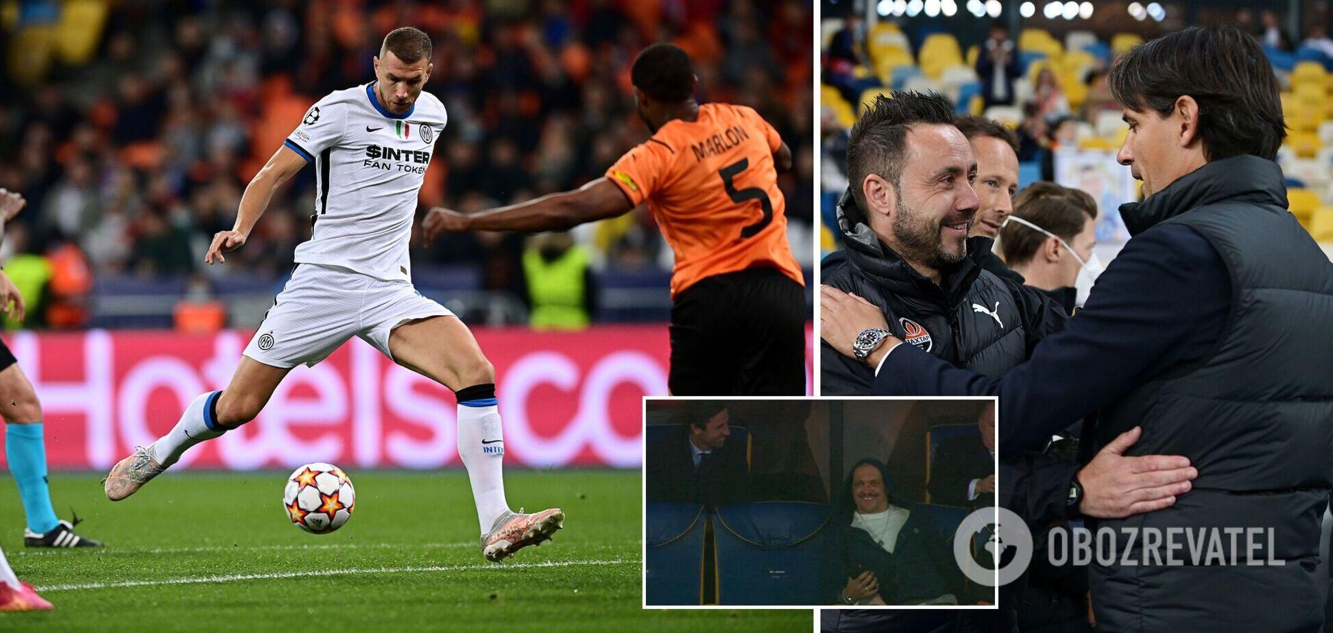 Усик на стадионе! 'Шахтер' – 'Интер' – 0-0: онлайн-трансляция матча Лиги чемпионов
