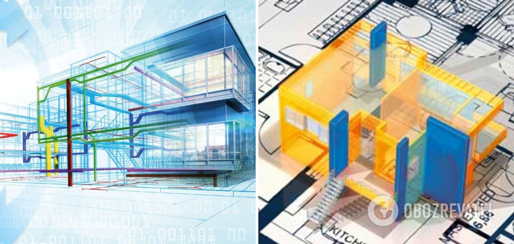 Building Information Modeling: почему вашему новому дому нужен 'цифровой двойник'