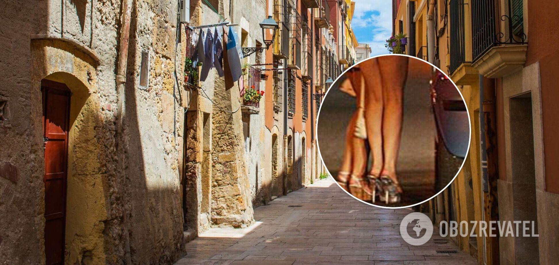 В Испании на улицах разместили баннеры с 'меню русских проституток': россияне устроили скандал