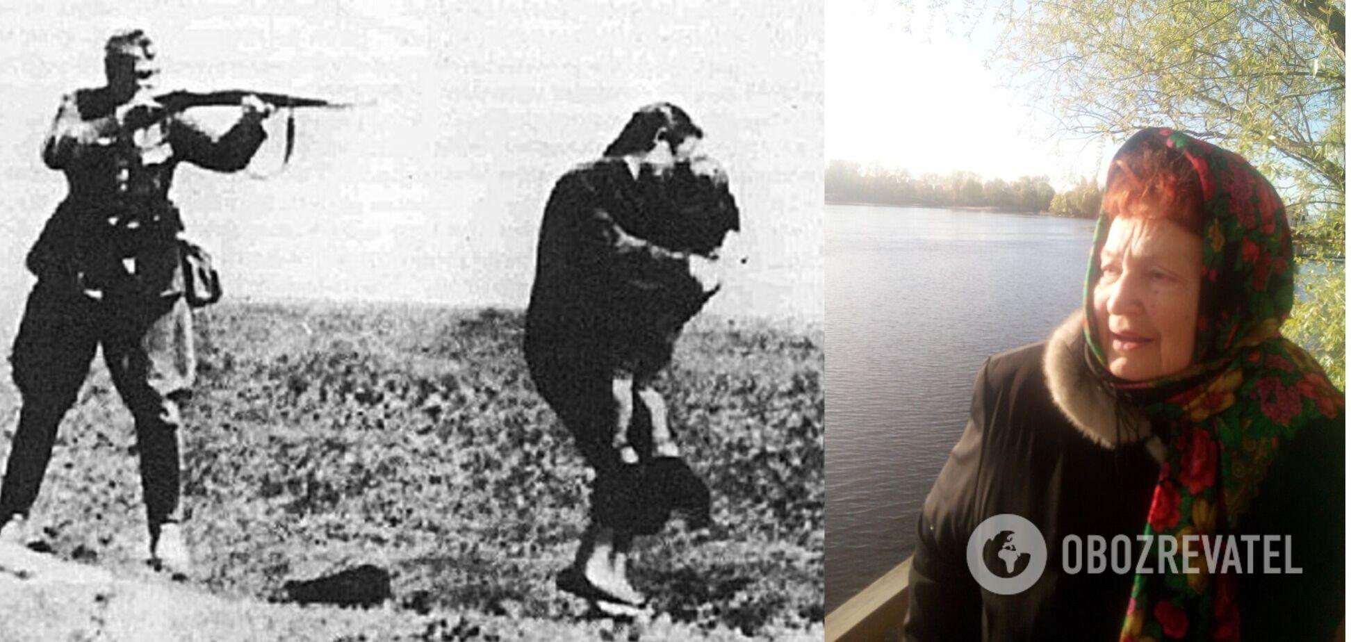 80-летие Бабьего Яра. 'На детей пуль не тратили...': воспоминания тех, кто спасал евреев