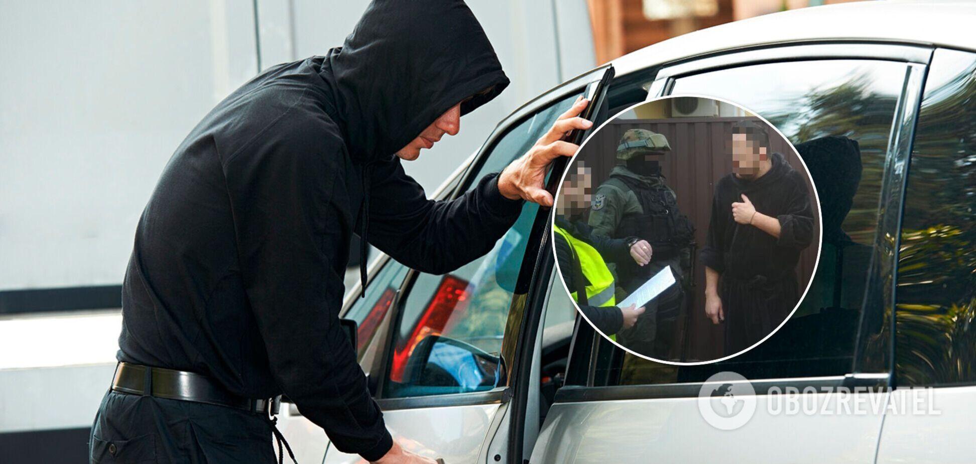 В Украине разоблачили банду, угонявшую авто по всей стране: ущерб оценили в 17 млн. Фото
