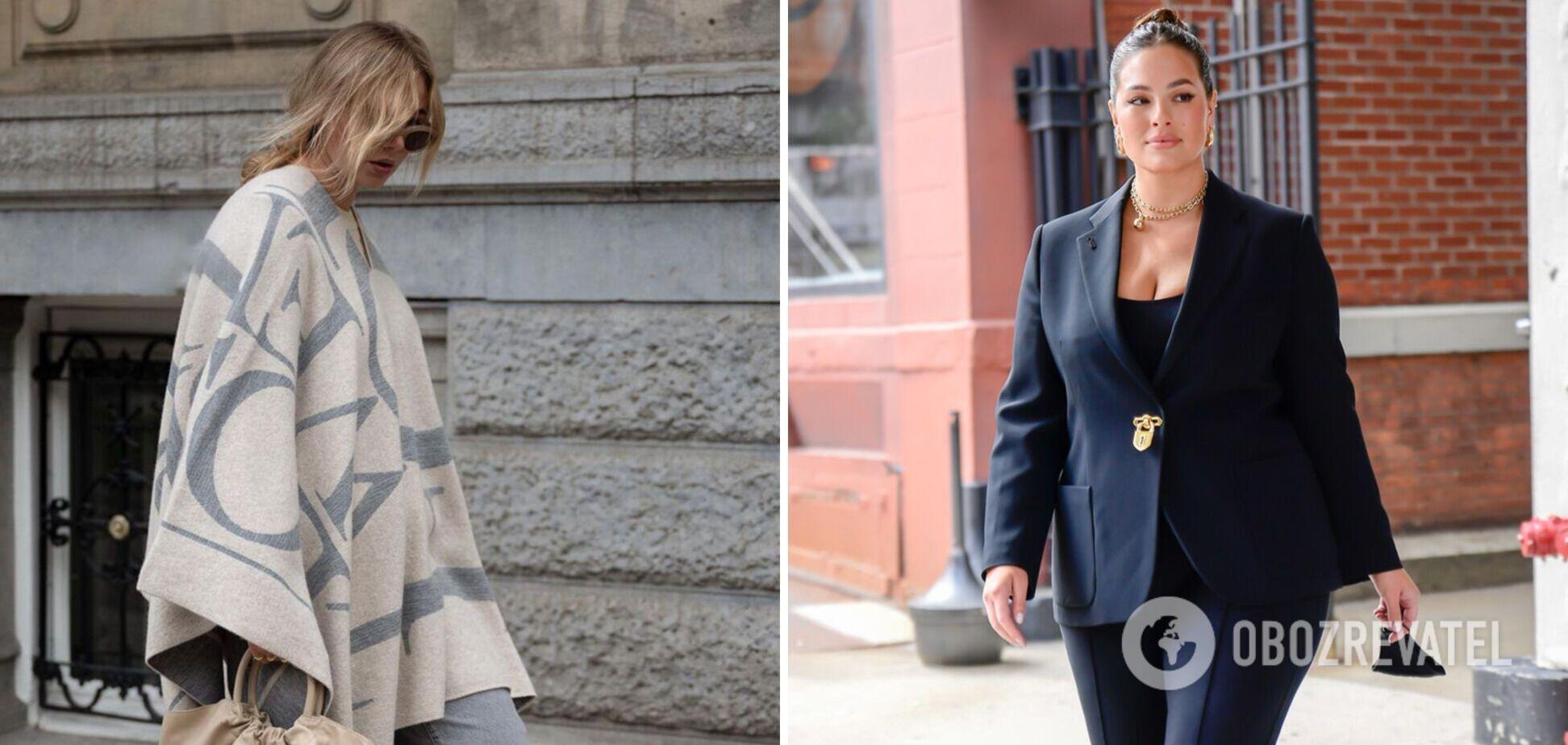 Стильний осінній гардероб для дівчат plus size: Андре Тан назвав модні варіанти