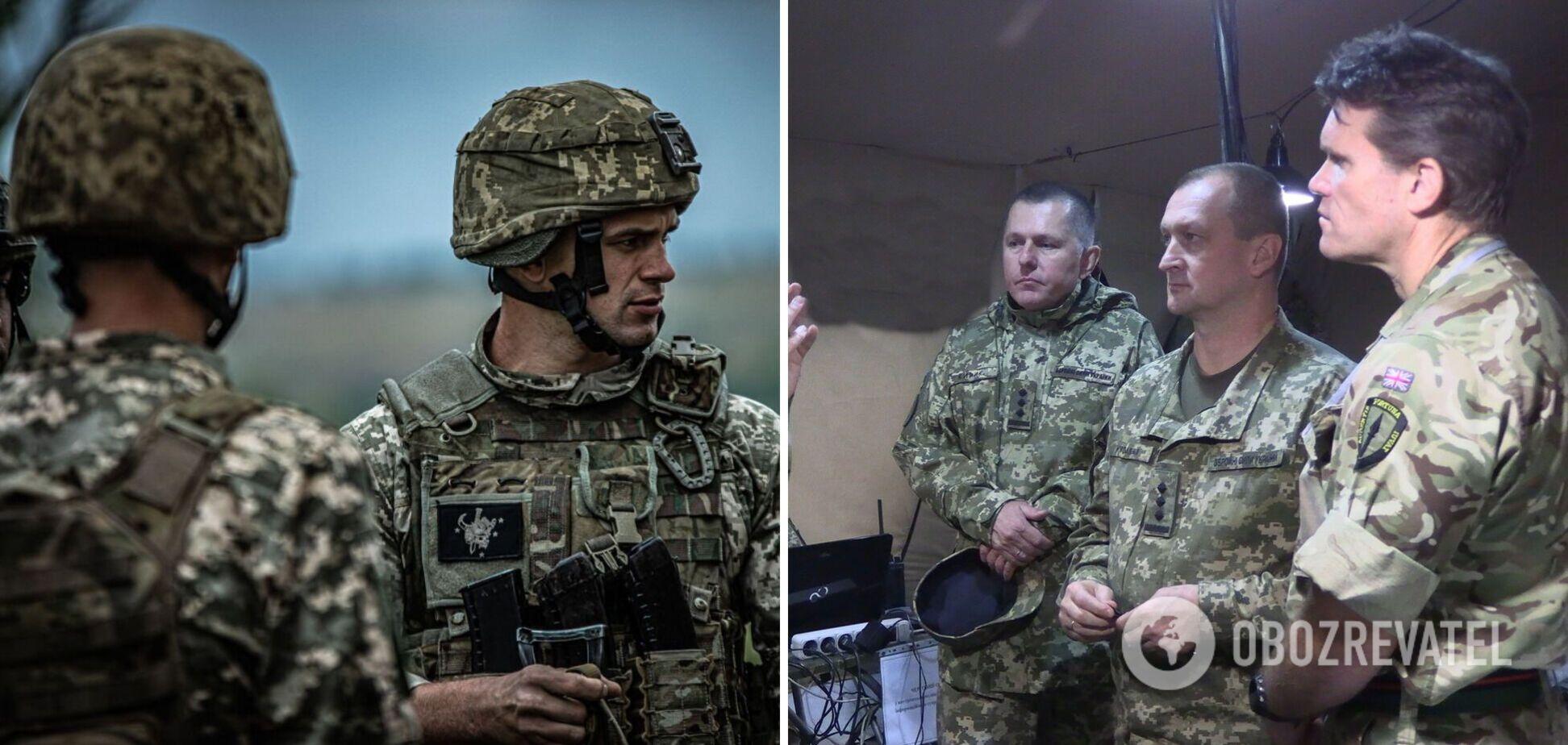 Готовы дать отпор агрессору: в ВСУ рассказали об учениях с привлечением иностранных военных. Фото