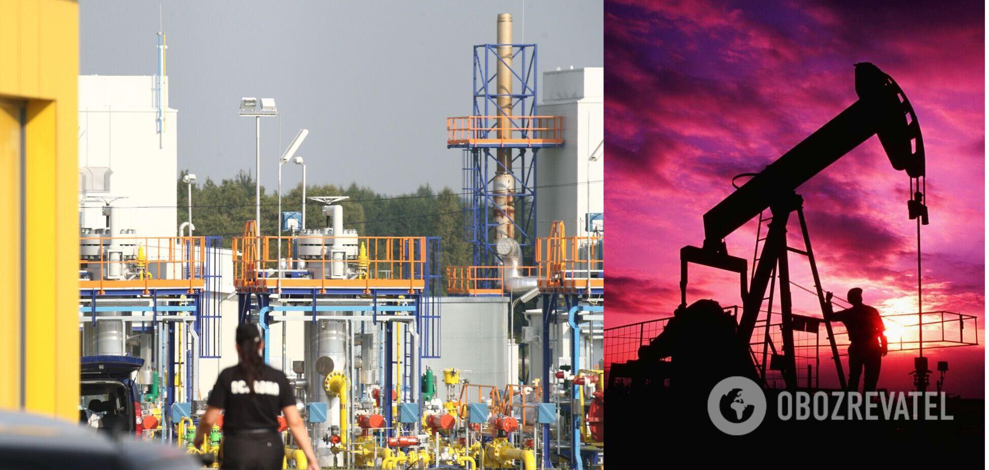 Газ и нефть одновременно вышли на ценовые рекорды