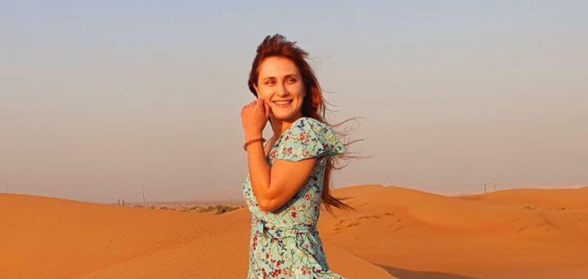 Певица Marietta назвала топ-5 мест для семейного отдыха в Эмиратах