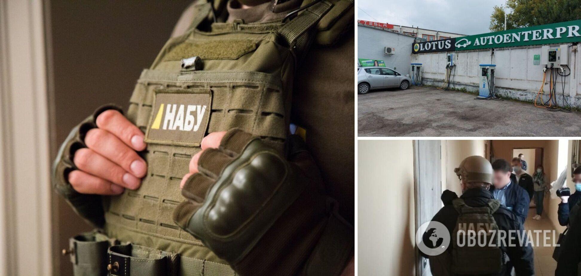 НАБУ проводит обыски в компании помощника нардепа Куницкого, – СМИ
