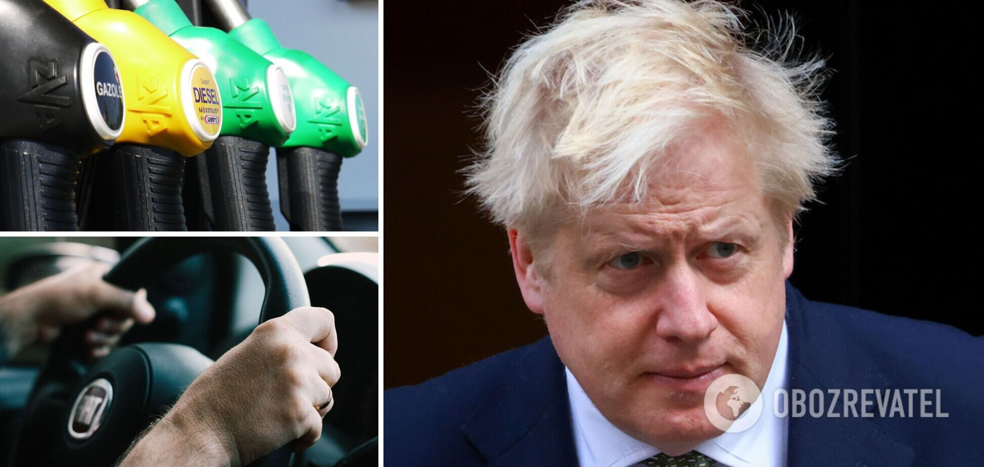 Джонсон заявив про стабілізацію паливної кризи в Британії