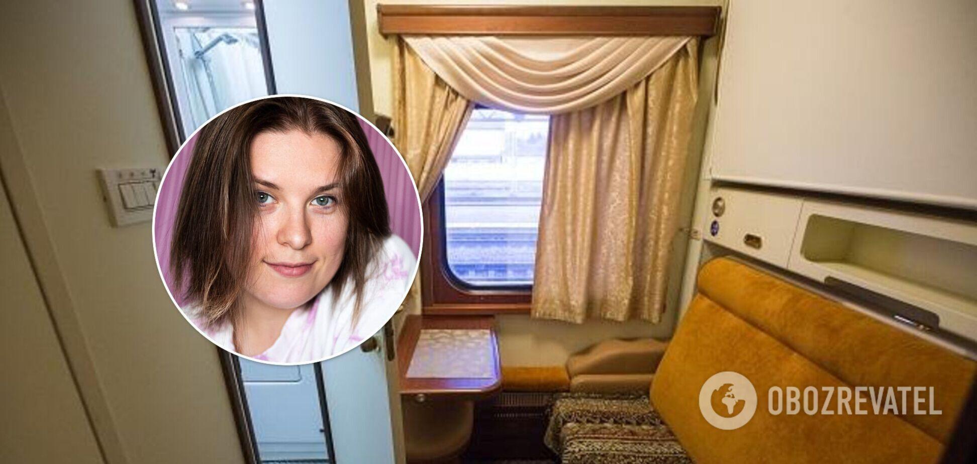 В поезде 'Укрзалізниці' едва не изнасиловали женщину: ей удалось сбежать, но очевидцы были недовольны 'шумом'