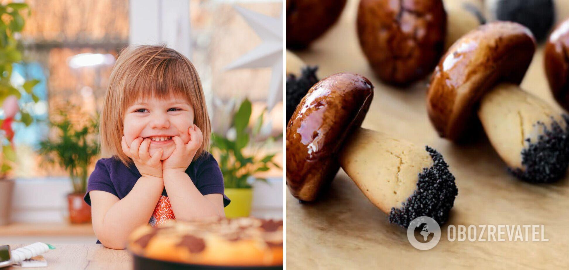 Сладкие грибочки, как в детстве – идеи приготовления культовой выпечки