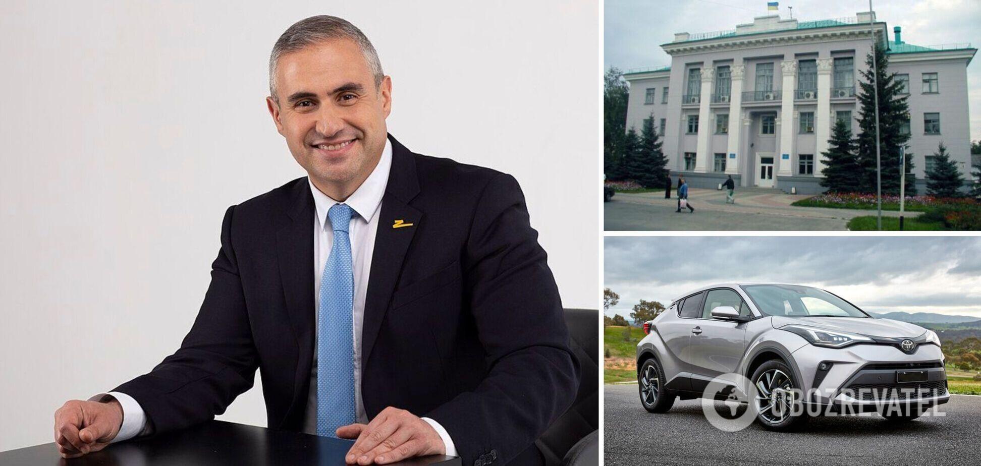 У мэра Новомосковска заметили резкое улучшение благосостояния