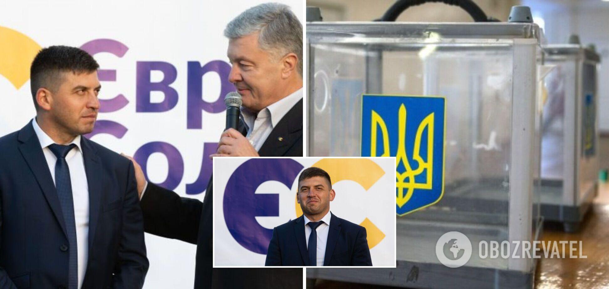 Порошенко підтримав Авраменка як кандидата на виборах голови Липовецької ОТГ на Вінниччині
