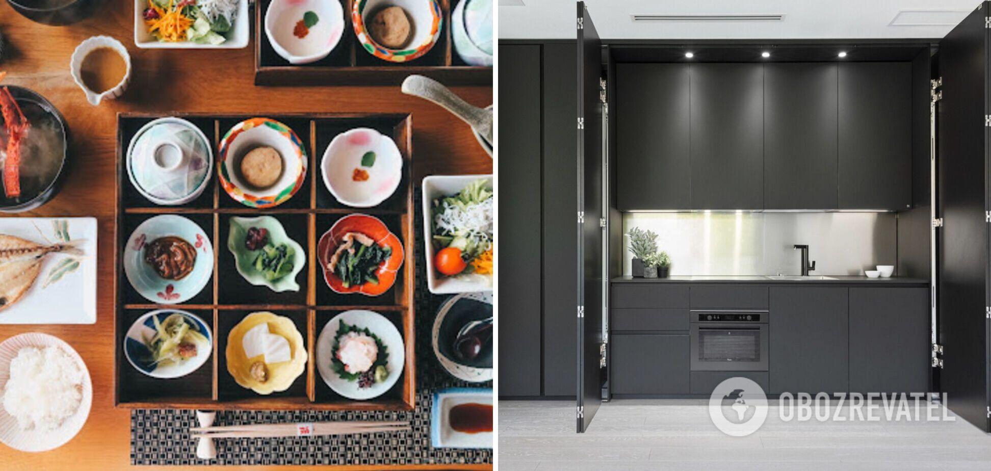 Кухонні лайфхаки, без яких не обходяться японці: ТОП-3
