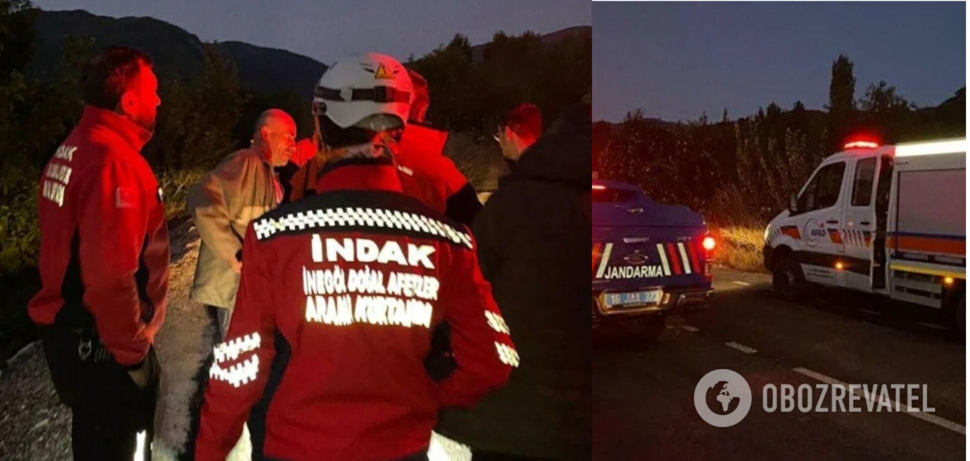 Кілька годин шукав сам себе: в Туреччині чоловік напідпитку приєднався до рятувальників. Фото