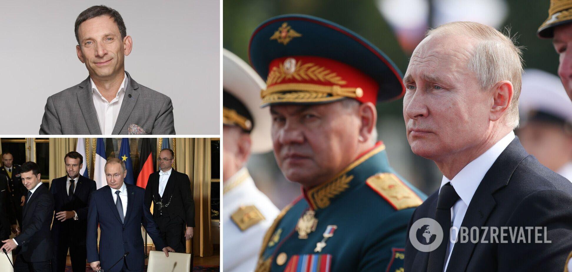 Портников розповів, чого чекати Україні від Путіна