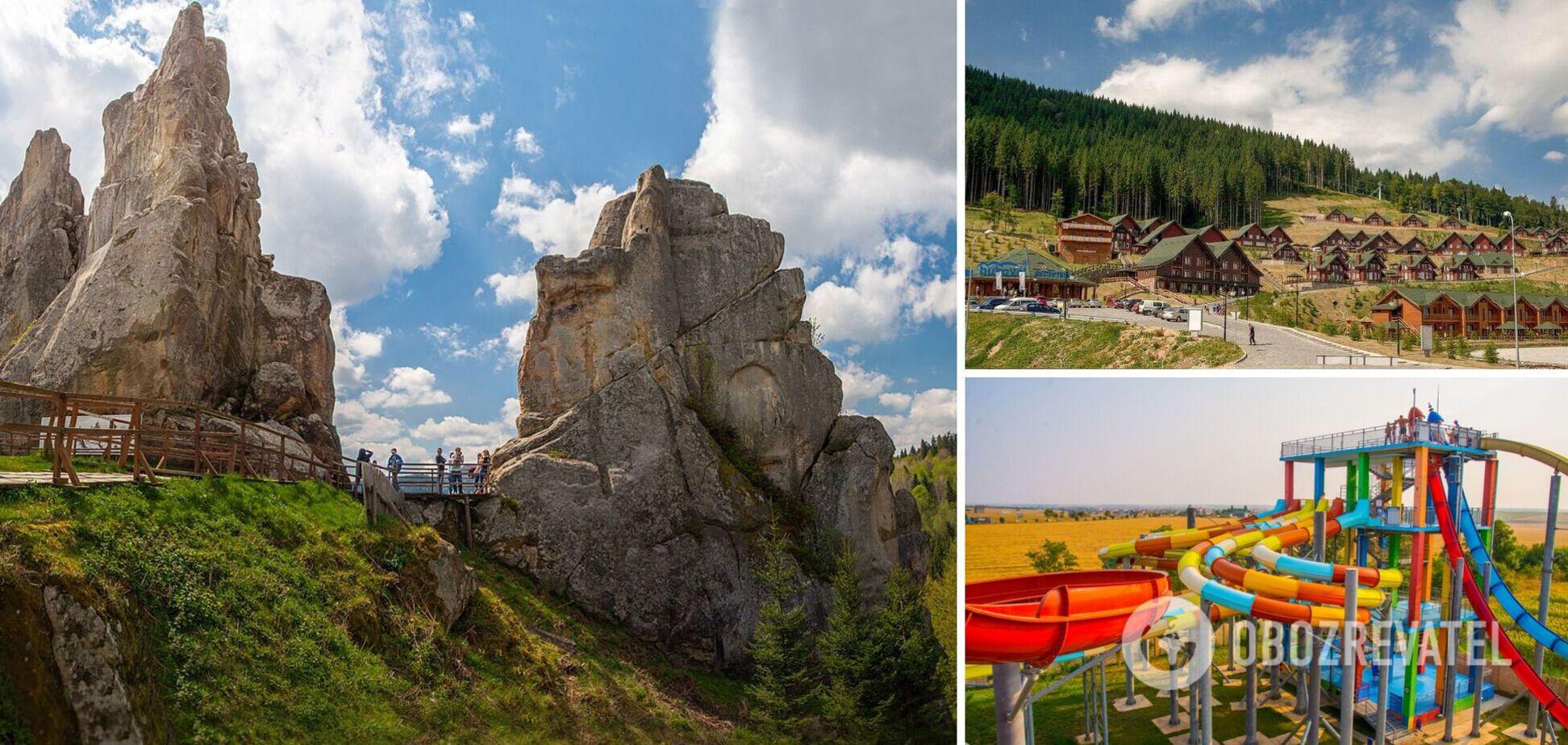 За версією пошуку Google: топ-5 найпопулярніших туристичних напрямків України у 2021 році. Фото