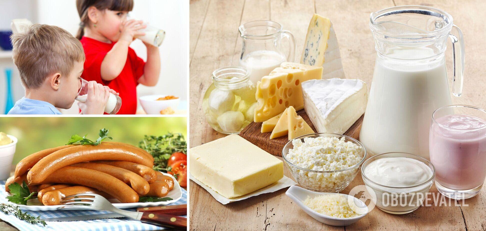 В Союзе потребителей рассказали о фальсификации продуктов питания
