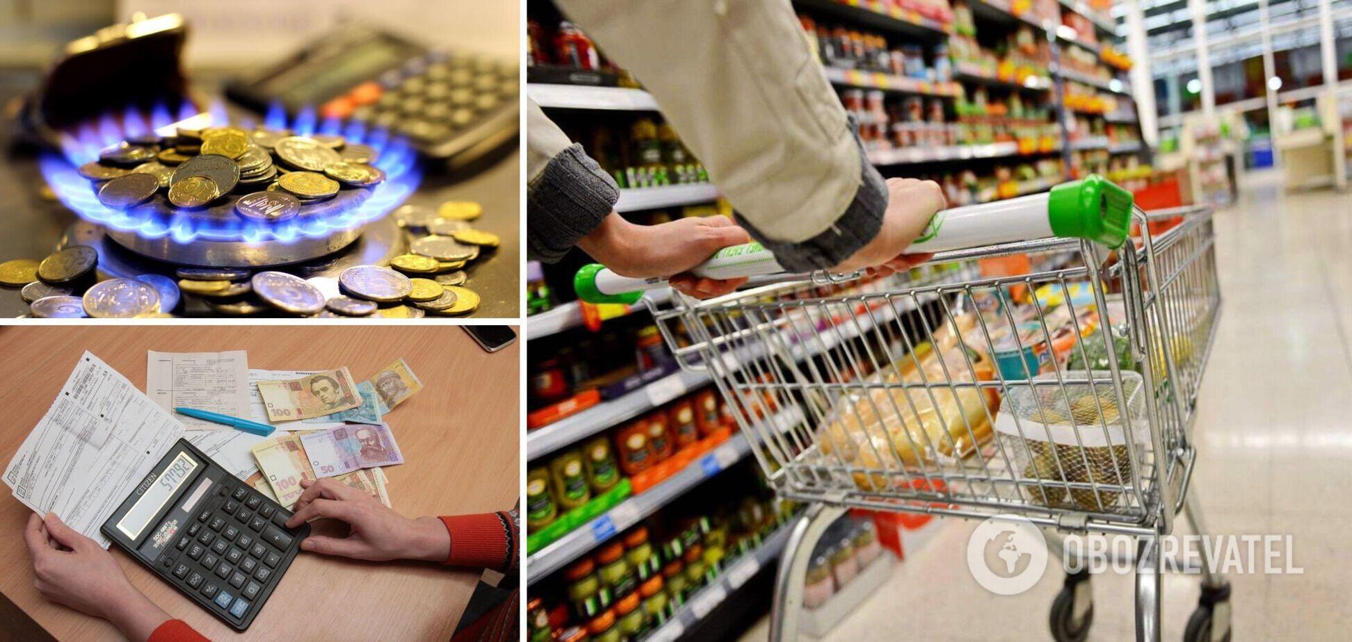 Фінансовий стан більшості українців погіршився за рік, майже 95% відчули зростання цін – опитування