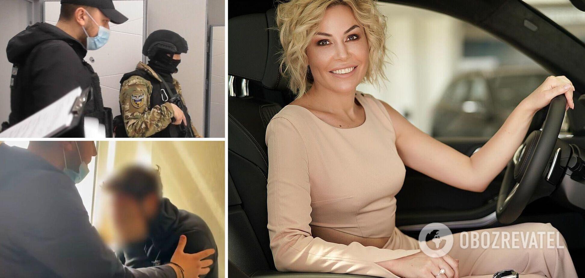Похищение в Одессе