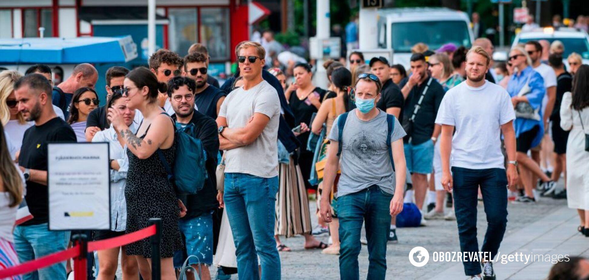 В Швеции сняли почти все введенные из-за пандемии COVID-19 ограничения: какая сейчас ситуация в стране
