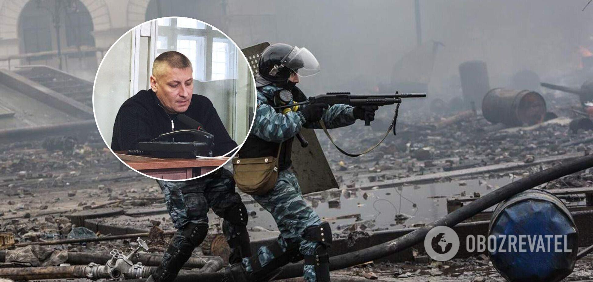 Суд відправив під домашній арешт екскомандира харківського 'Беркуту' Лукаша. Фото