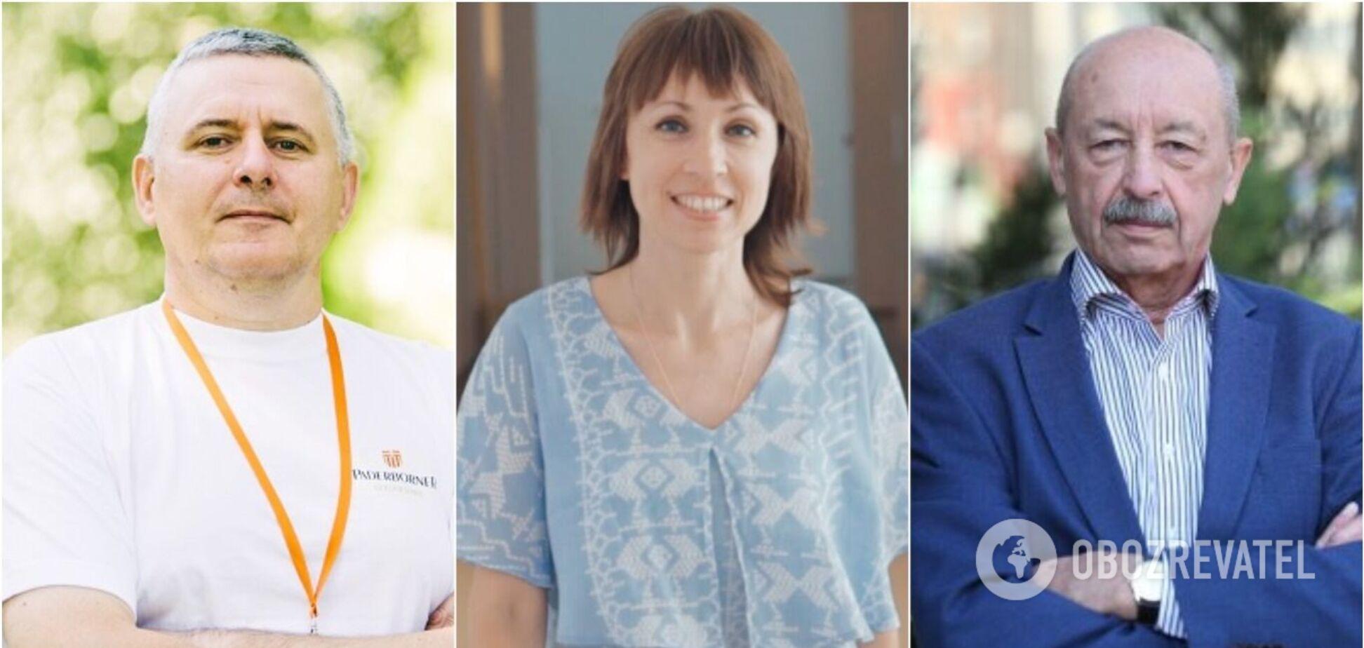 Трое победителей Global Teacher Prize Ukraine дали советы молодым коллегам