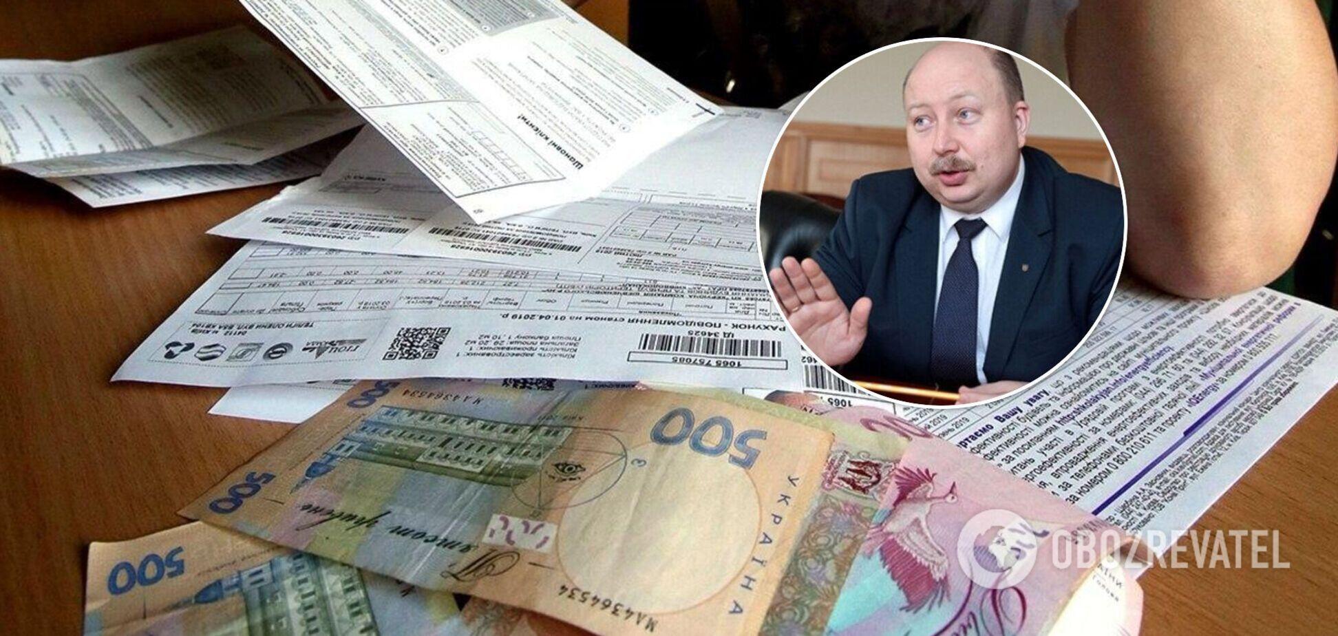 У місцевої влади немає підстав для підвищення тарифів на комуналку, – Немчінов