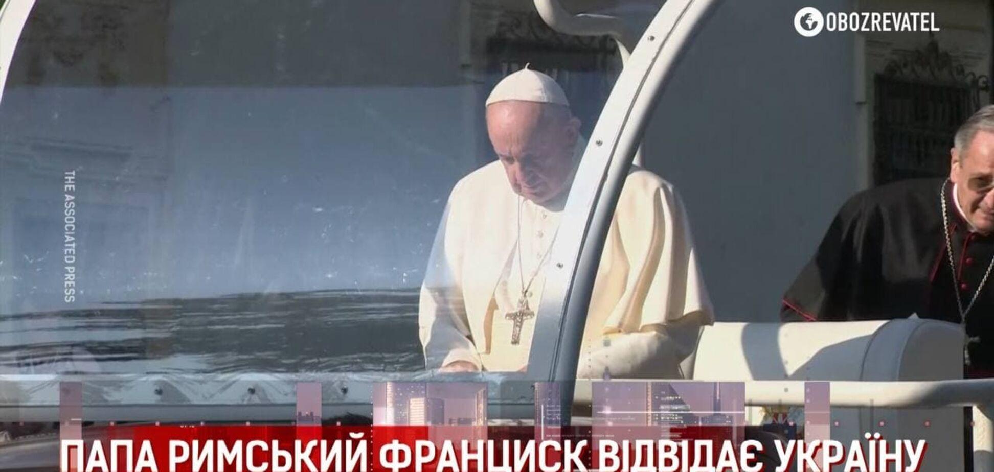 Папа Римский собирается посетить Украину, а в Афганистане новые запреты – дайджест международных событий