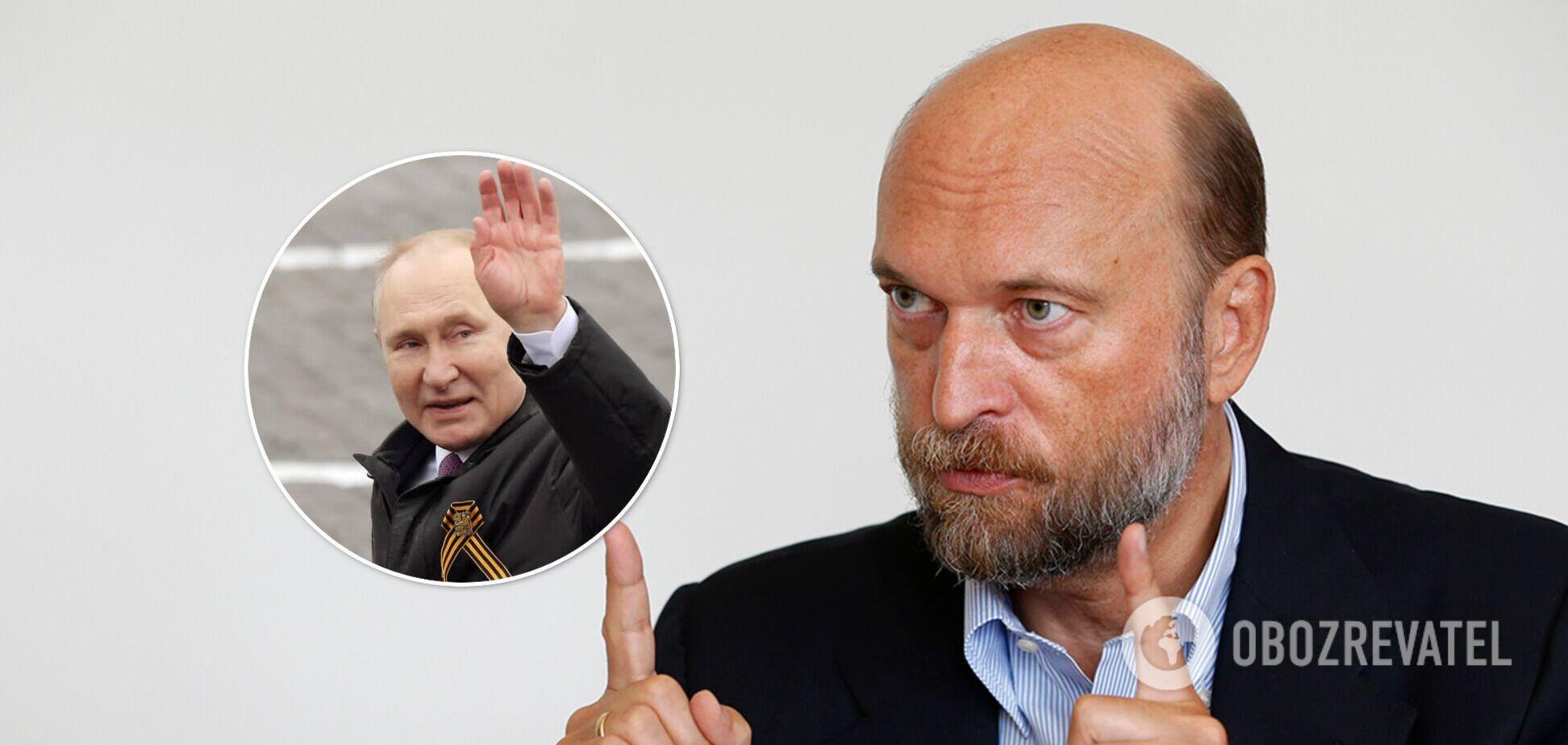 Був момент, коли Путін хотів виїхати з Росії, – мільярдер Пугачов