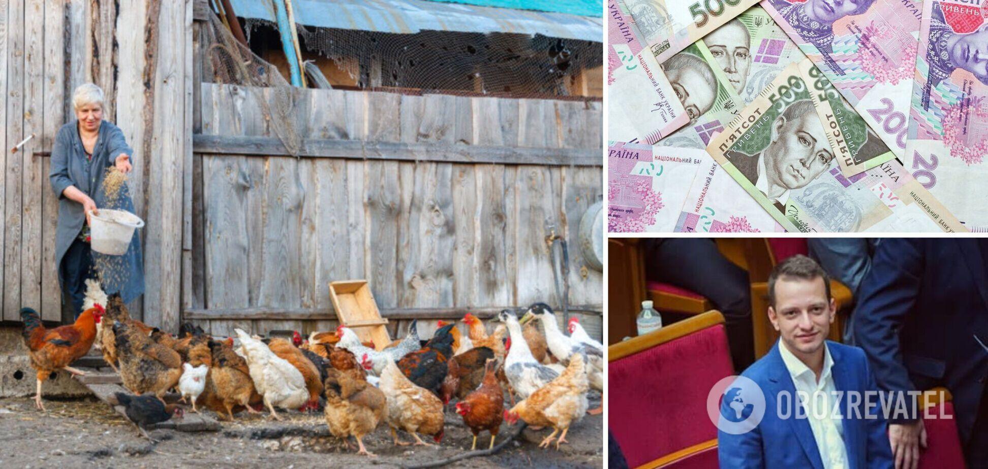 Птицеводов исключили из упрощенной системы налогообложения